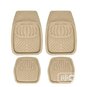 Car Rubber Floor Mat Biege - 5piece Set | Vehicle Parts & Accessories for sale in Lagos State, Ikeja
