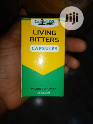 Living Bitters Capsule   Vitamins & Supplements for sale in Lagos State, Surulere