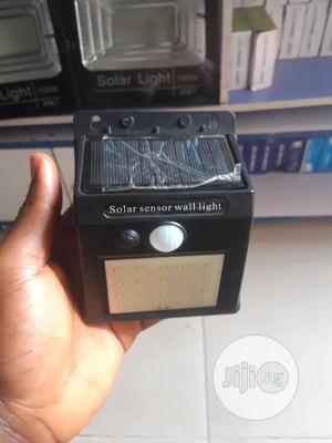 Super Original LED Solar Wall Bracket Light With Sensors | Solar Energy for sale in Rivers State, Port-Harcourt