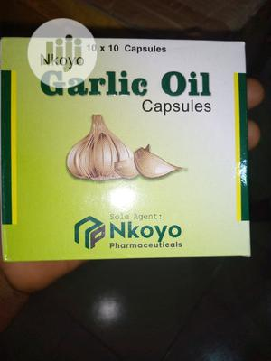 Garlic Oil Capsule | Vitamins & Supplements for sale in Lagos State, Surulere