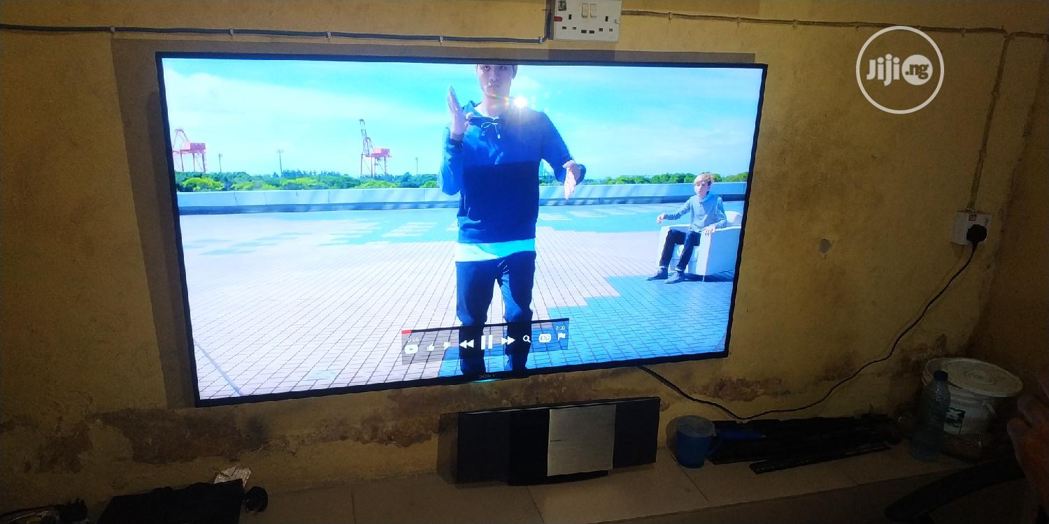 Archive: Sony Bravia 55inch Smart 4K UHD LED TV With Wi-Fi Bluetooth