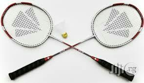 Badminton Racket And Shuttle Cock   Sports Equipment for sale in Rivers State, Port-Harcourt