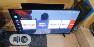 """London Used Hisense 55"""" Smart 4K Ultra HD LED TV With Wi-Fi 