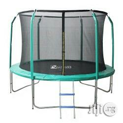 New 10ft Trampoline   Sports Equipment for sale in Rivers State, Port-Harcourt