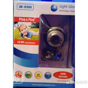Light Wave Web Cam for Laptop   Computer Accessories  for sale in Lagos State, Ojo