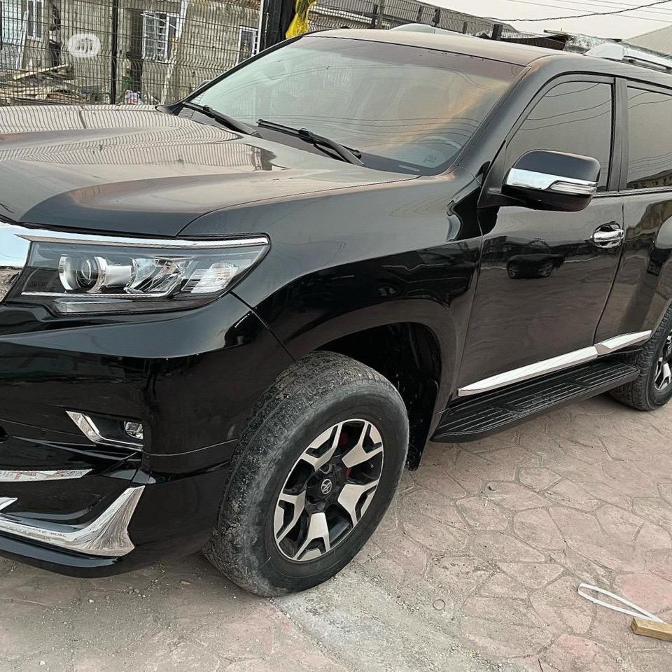 Toyota Land Cruiser Prado 2016 VX Black | Cars for sale in Lekki, Lagos State, Nigeria