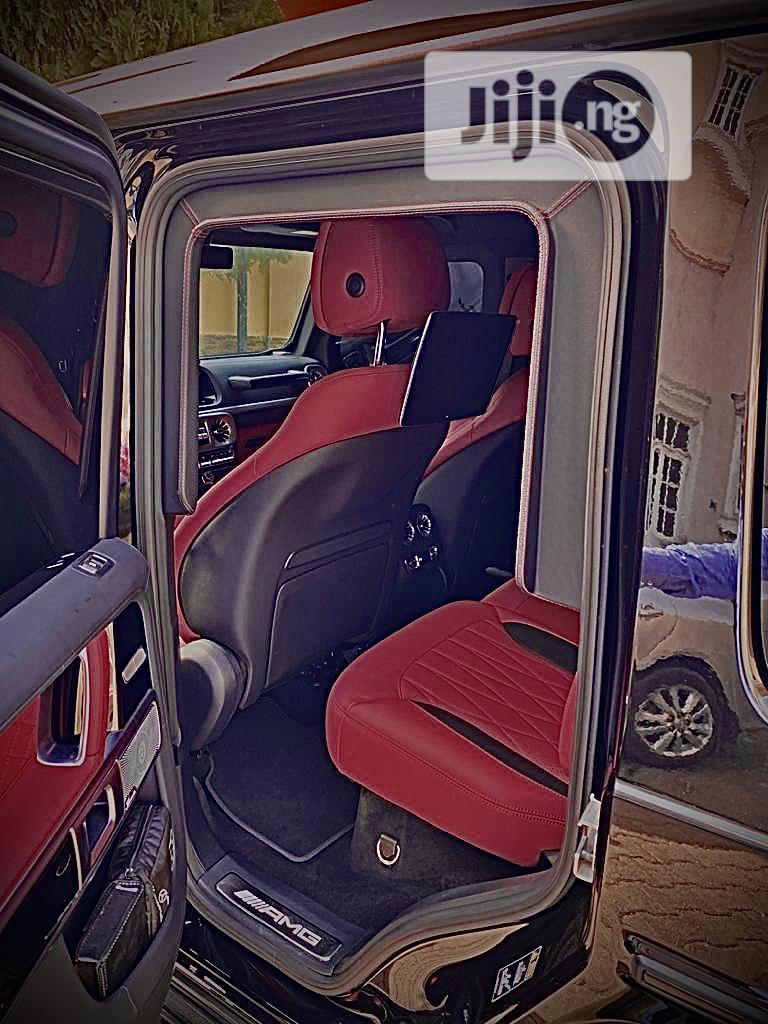 New Mercedes-Benz G-Class 2021 | Cars for sale in Wuse, Abuja (FCT) State, Nigeria