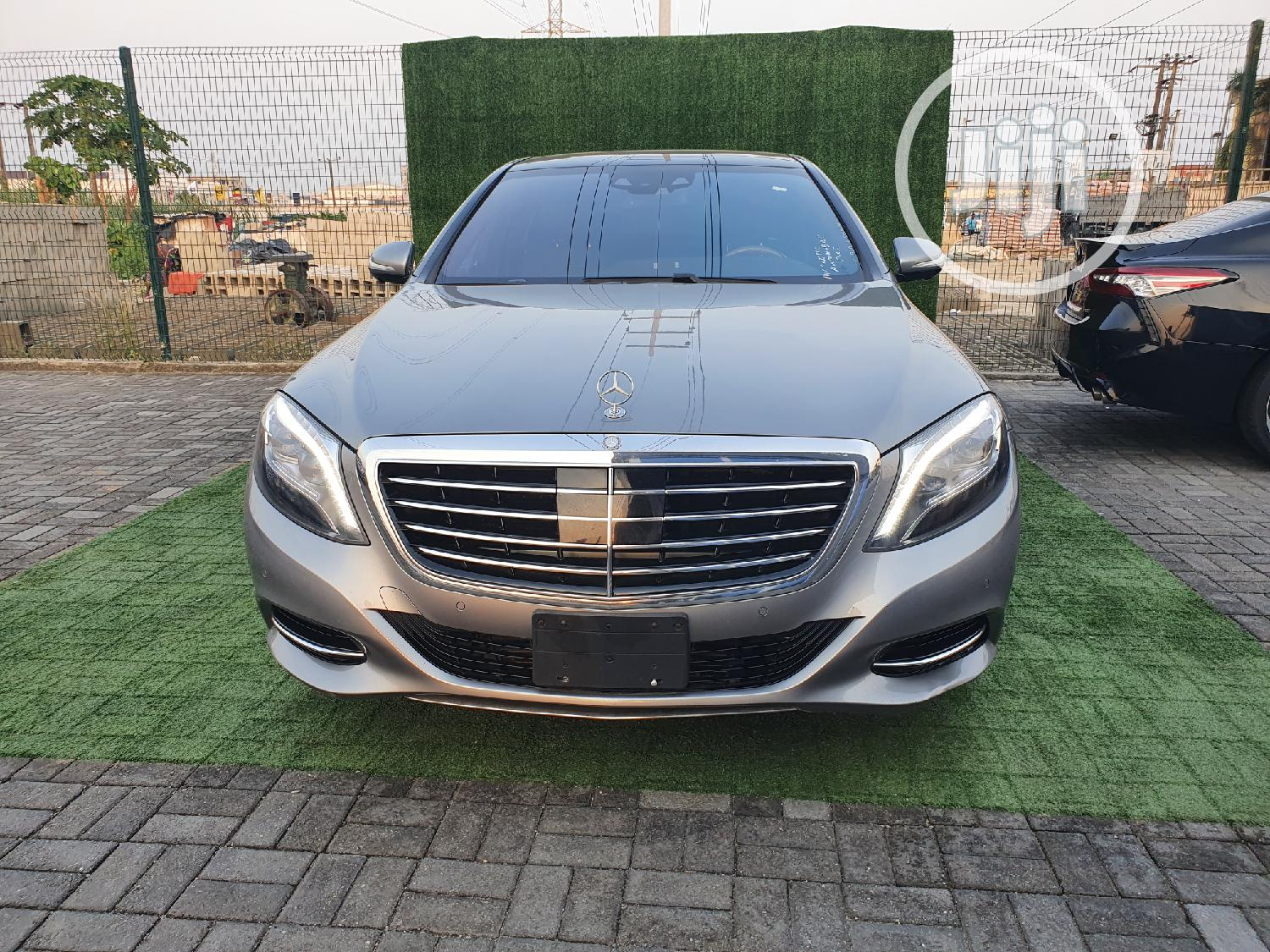 Mercedes-Benz S Class 2015 Silver | Cars for sale in Lekki, Lagos State, Nigeria