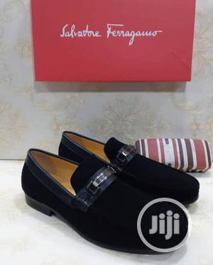 Ferragamo Suede Shoe for Men's | Shoes for sale in Lagos State, Lagos Island (Eko)