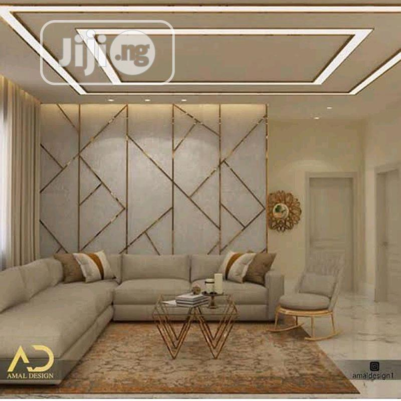 Screeding, Ceiling Designs, Tv Stand, House Painting   Building & Trades Services for sale in Gwarinpa, Abuja (FCT) State, Nigeria