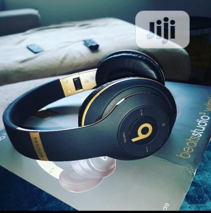 Beats Studio 3 Wireless Headphone | Headphones for sale in Ikeja, Lagos State, Nigeria