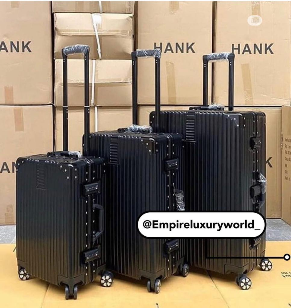 Classic Pure Luggage Set of 3