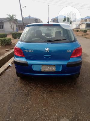 Peugeot 307 2008 Blue   Cars for sale in Lagos State, Alimosho