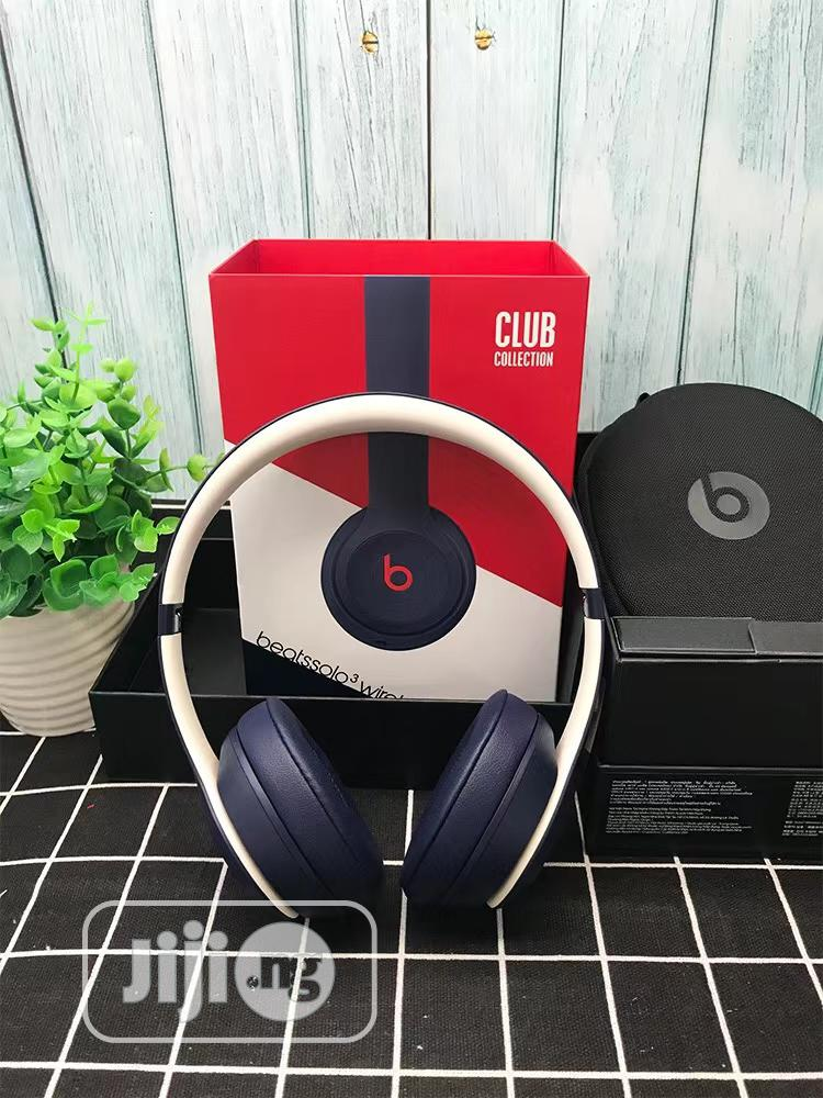 Beats Solo 3 Club Collection Wireless Heaphone