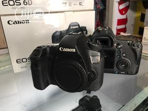 Canon EOS 6D 20.2MP Digital SLR Camera - Black | Photo & Video Cameras for sale in Lagos State, Ikeja