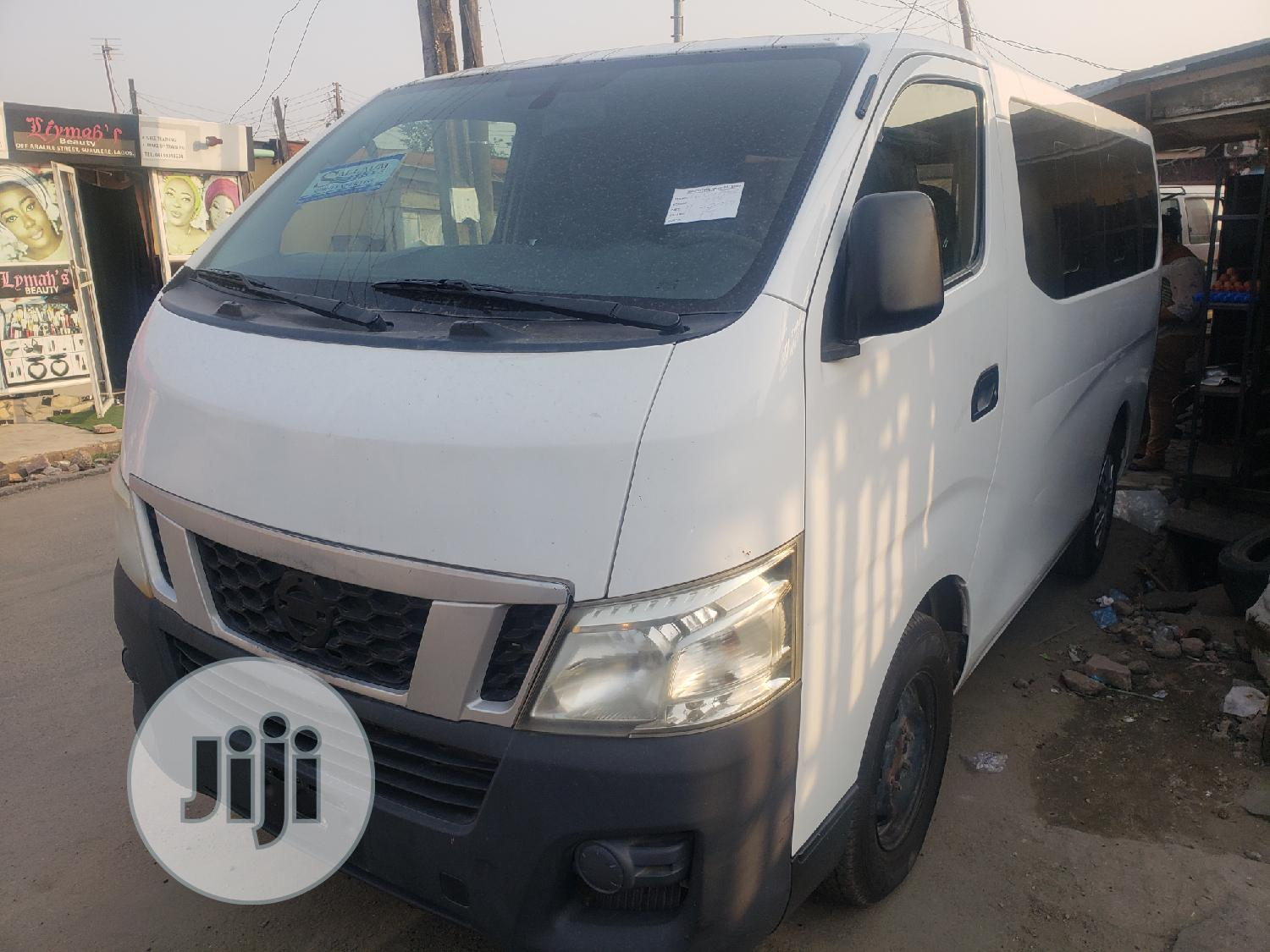 Nissan Nv350 Foreign Used