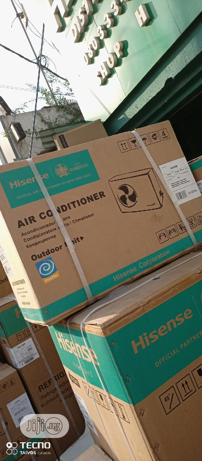 Hisence Inverter Air Conditioner | Home Appliances for sale in Ojo, Lagos State, Nigeria