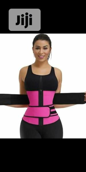 Double Belt Waist Trainer | Clothing Accessories for sale in Anambra State, Nnewi