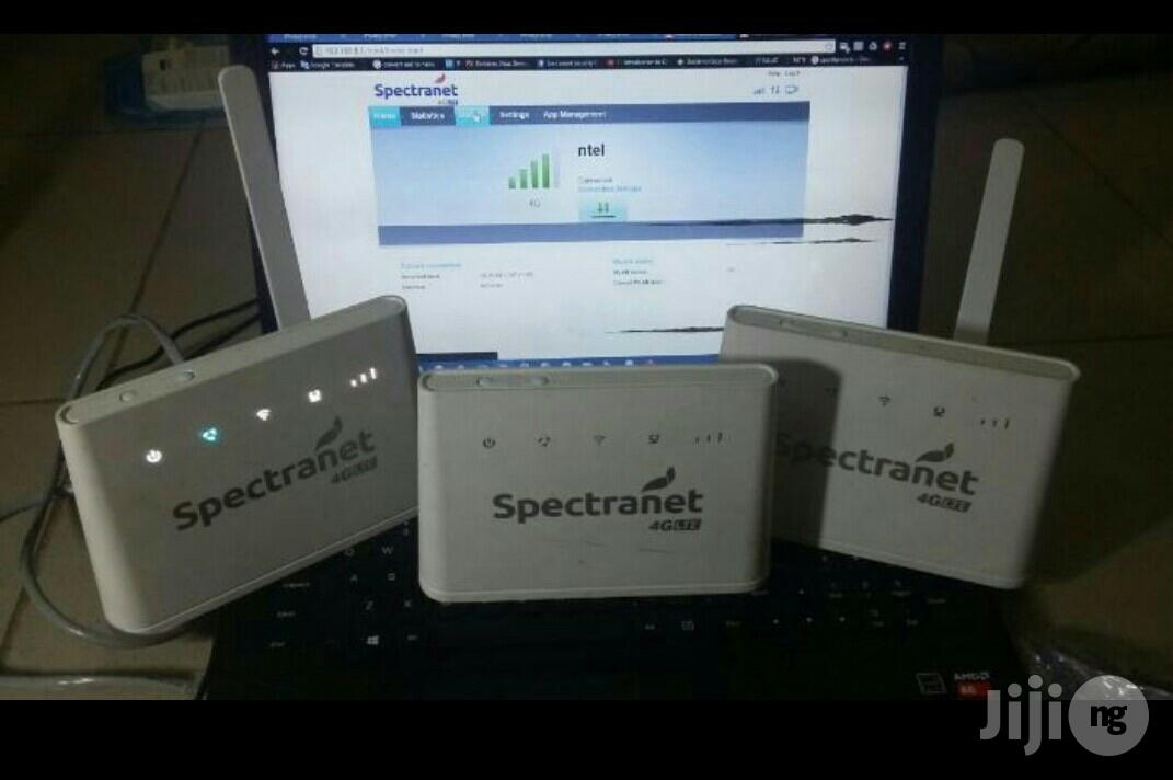 Unlock Your Spectranet and Swif 4G B310 927 (Service)
