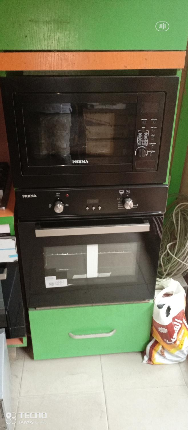 Archive: Phimma Built in Oven and Microwave