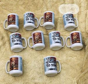 Custom Mugs,Picture Frame and Throw Pillow With 3D Print | Printing Services for sale in Lagos State, Yaba