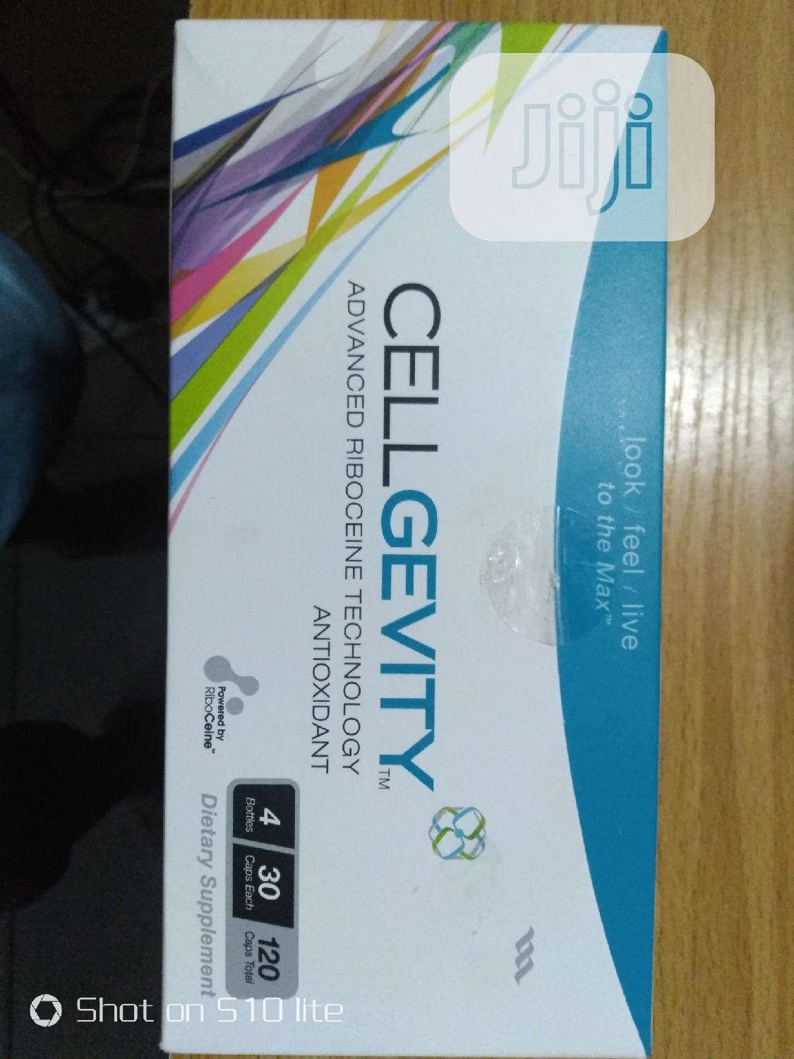 Cellgevity Health Supplements   Vitamins & Supplements for sale in Bwari, Abuja (FCT) State, Nigeria