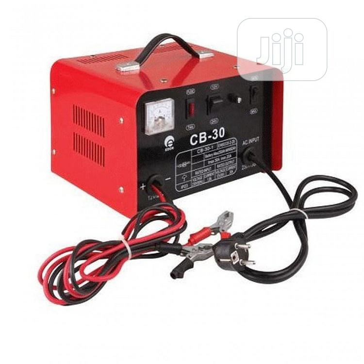 30amps Heavy Duty Battery Charger CB-30 - Maxmech 14apr 21