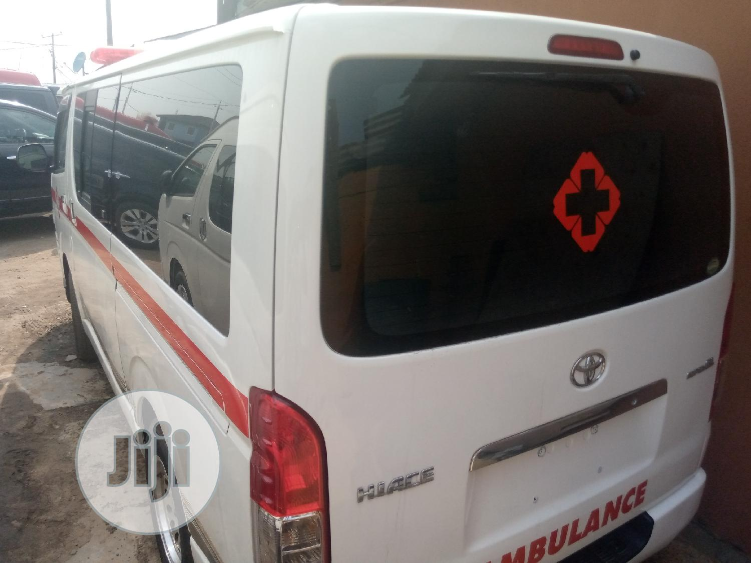 Toyota Hiace 2014 | Buses & Microbuses for sale in Ikeja, Lagos State, Nigeria