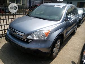 Honda CR-V 2008 2.4 EX Automatic Blue | Cars for sale in Lagos State, Ikeja