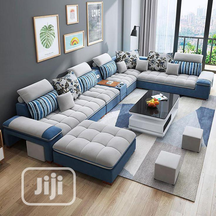 Beautifully Design U Shape Sofa