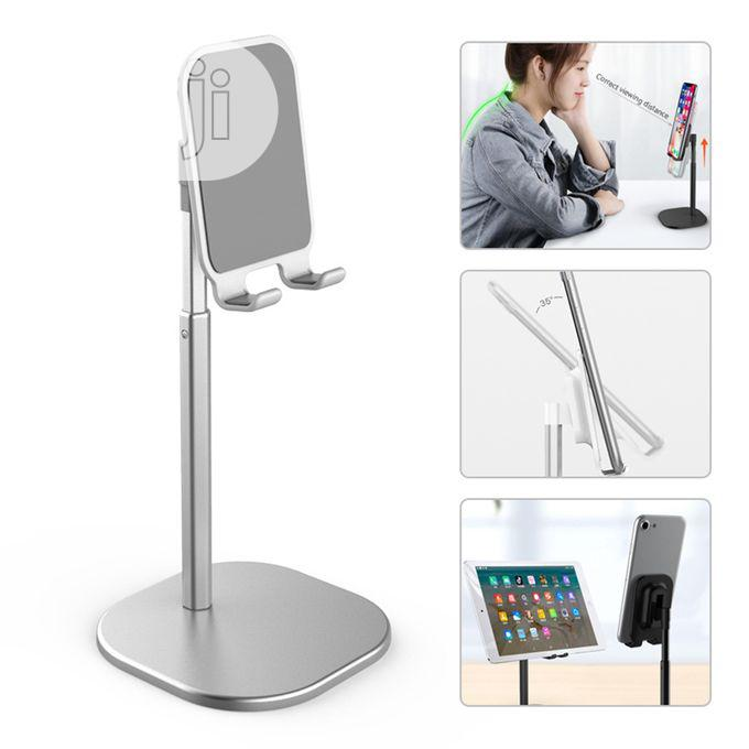 Tablet iPad Universal Mobile Phone Desktop Stand for Movie