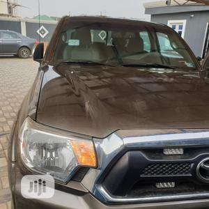 Toyota Tacoma 2013 Beige | Cars for sale in Lagos State, Kosofe
