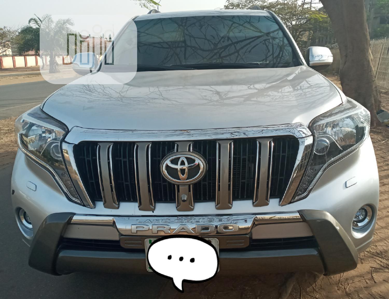 Archive: Toyota Land Cruiser Prado 2011 GXL Silver