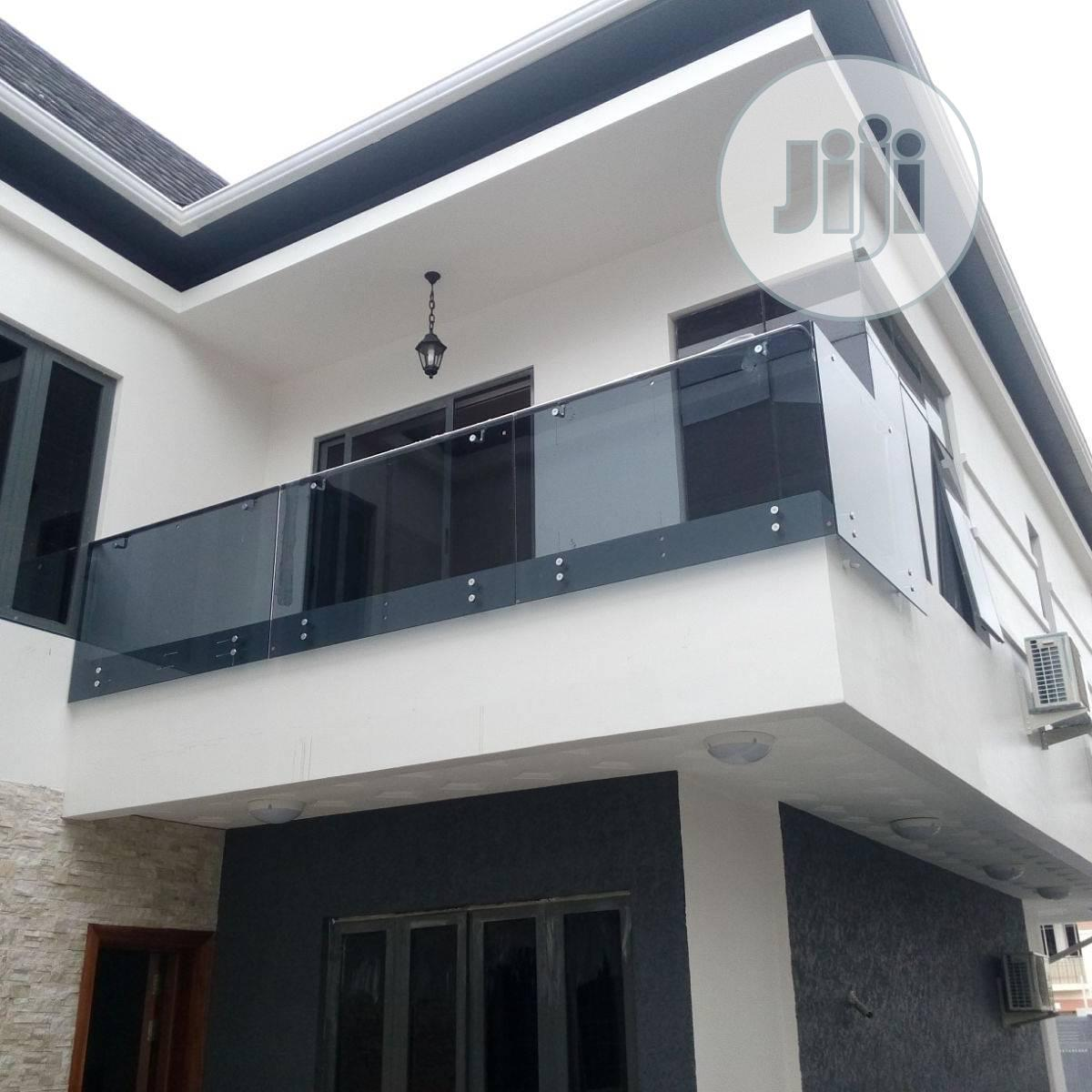 Frameless Glass Railings   Building Materials for sale in Agege, Lagos State, Nigeria