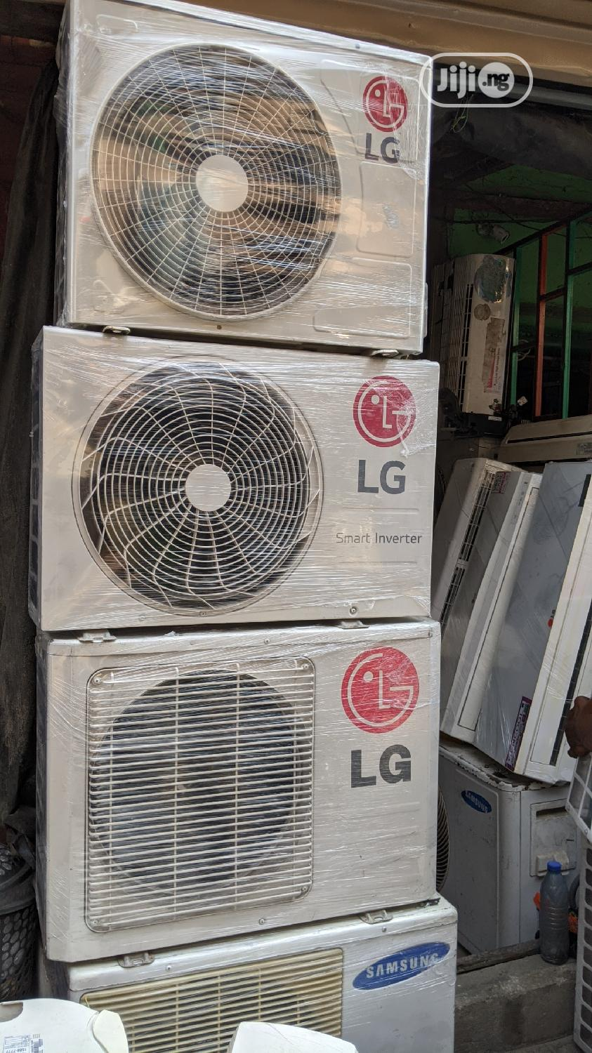 LG 1.5HP Air Conditioner   Home Appliances for sale in Ojo, Lagos State, Nigeria