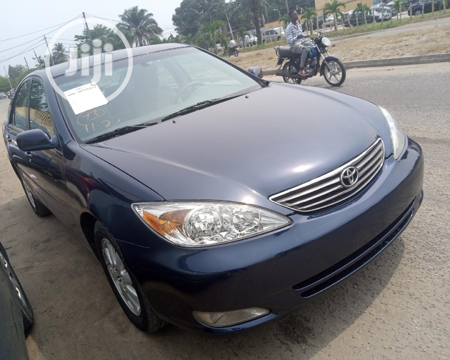 Archive: Toyota Camry 2004 Blue
