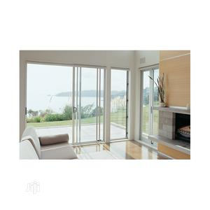 Glass Automatic Sliding Door With Sensor for Home, Office | Doors for sale in Lagos State, Ikeja