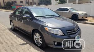 Toyota Corolla 2009 Gray | Cars for sale in Abuja (FCT) State, Asokoro