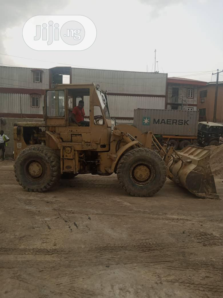 Archive: Cat 950 Payloader