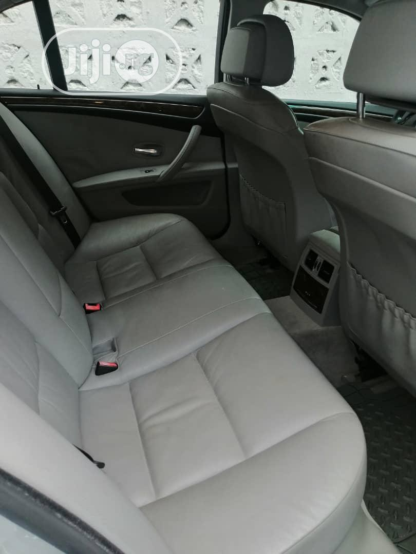 BMW 528i 2007 Silver | Cars for sale in Ikoyi, Lagos State, Nigeria