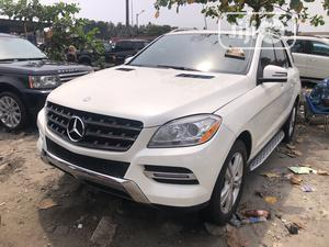 Mercedes-Benz M Class 2013 White   Cars for sale in Lagos State, Apapa