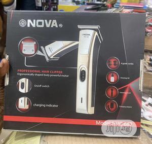 Nova Professional Cordless Hair Clipper | Tools & Accessories for sale in Lagos State, Lagos Island (Eko)