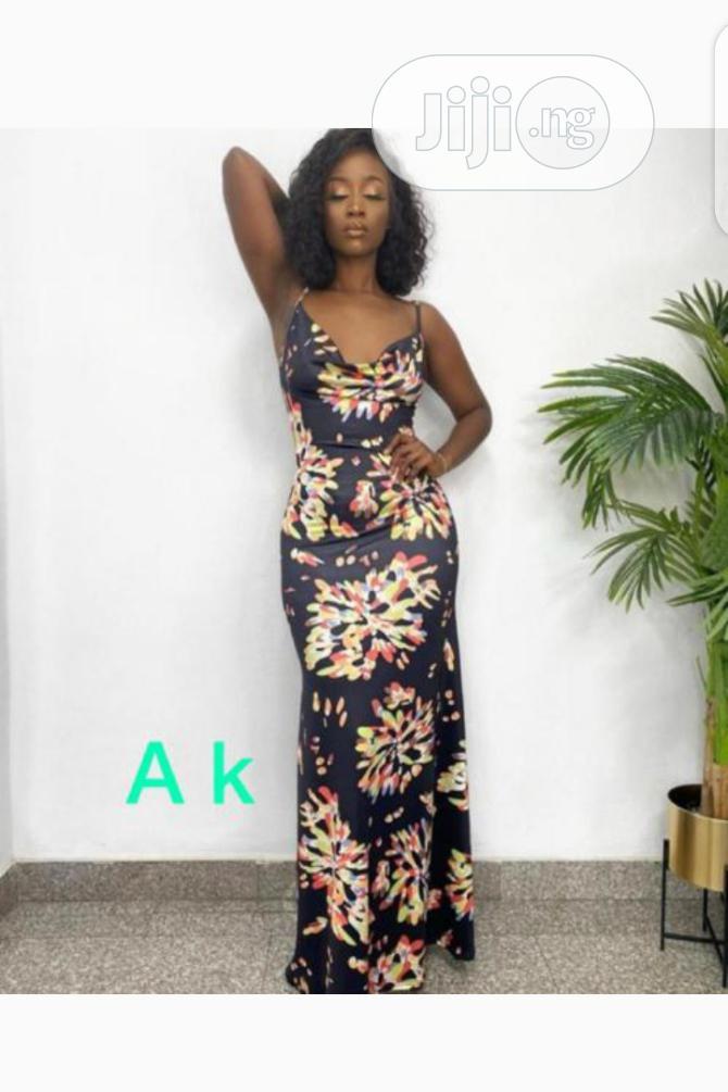 Ladies Long Dress   Clothing for sale in Lagos Island (Eko), Lagos State, Nigeria
