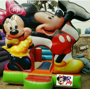 Mickey and Minnie Bouncy Castle for Rent   Party, Catering & Event Services for sale in Lagos State, Ikoyi