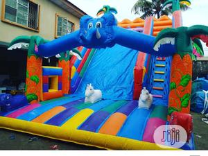 Colourful Slide and Bounce Castle for Rent   Party, Catering & Event Services for sale in Lagos State, Ilupeju