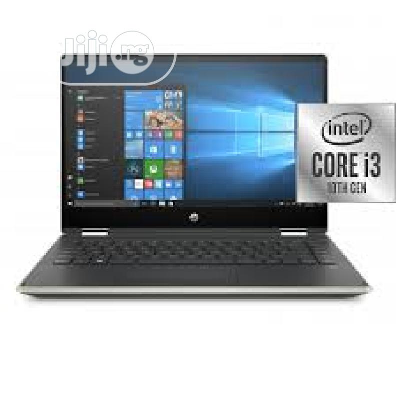 Archive: New Laptop HP Pavilion X360 8GB Intel Core I3 HDD 1T