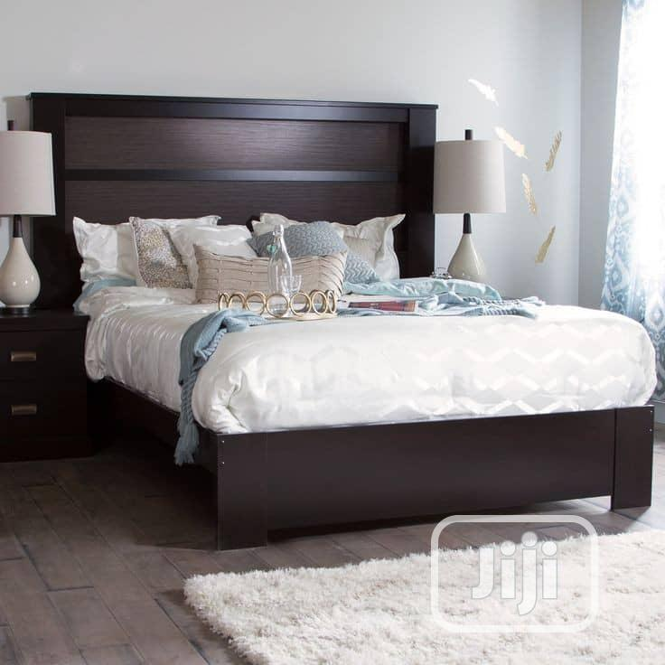 4.5 Fet Bed With Side Bed