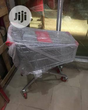Supermarket Trolley Stainless High Quality | Store Equipment for sale in Lagos State, Ojo