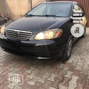 Toyota Corolla 2007 CE Black | Cars for sale in Lagos State, Lekki
