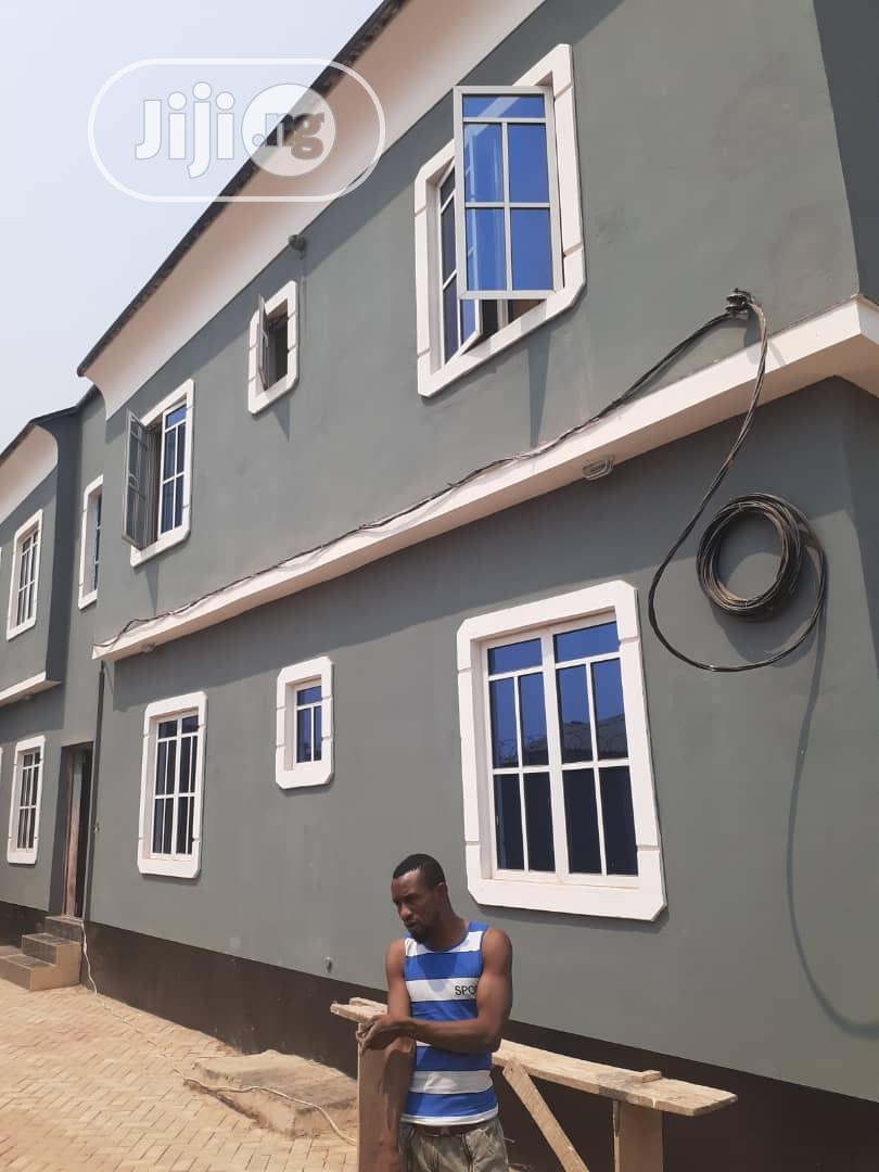 3 Bedroom 4 Flat and a BQ With Cofo at Akobo Ibadan